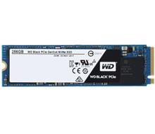 Western Digital Black 256GB M.2 2280 PCIe NVMe SSD Drive